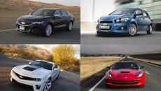 2014 Chevrolet AutoPacific Awards