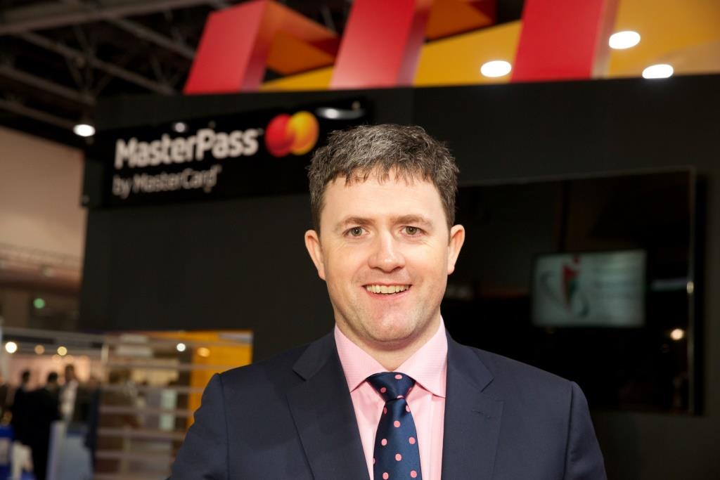 Garry Lyons, Chief Innovation Officer, MasterCard