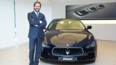 Umberto Cini_MD Maserati Global Overseas Markets