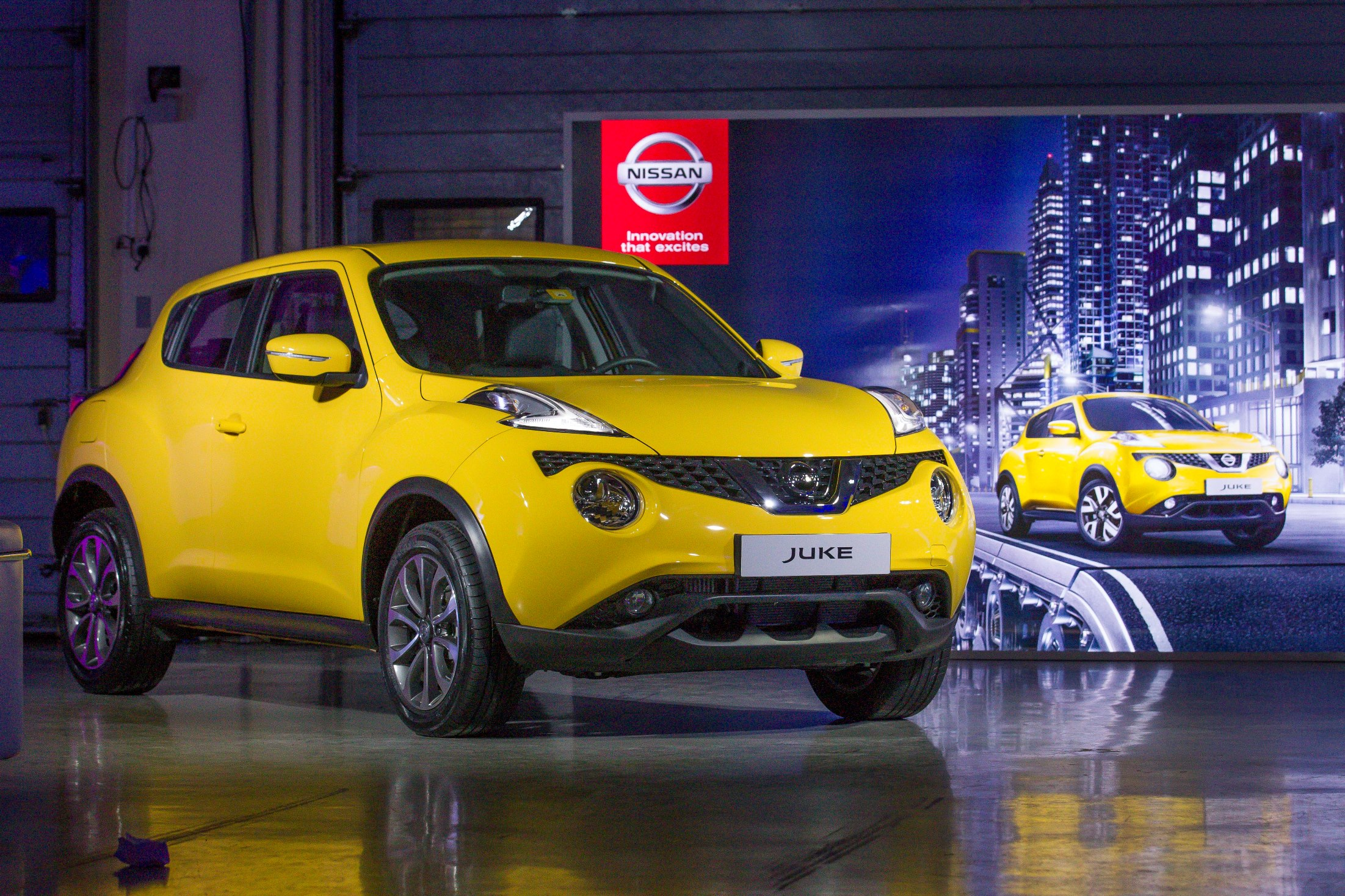 Nissan 2015 Juke Launch Event (2)