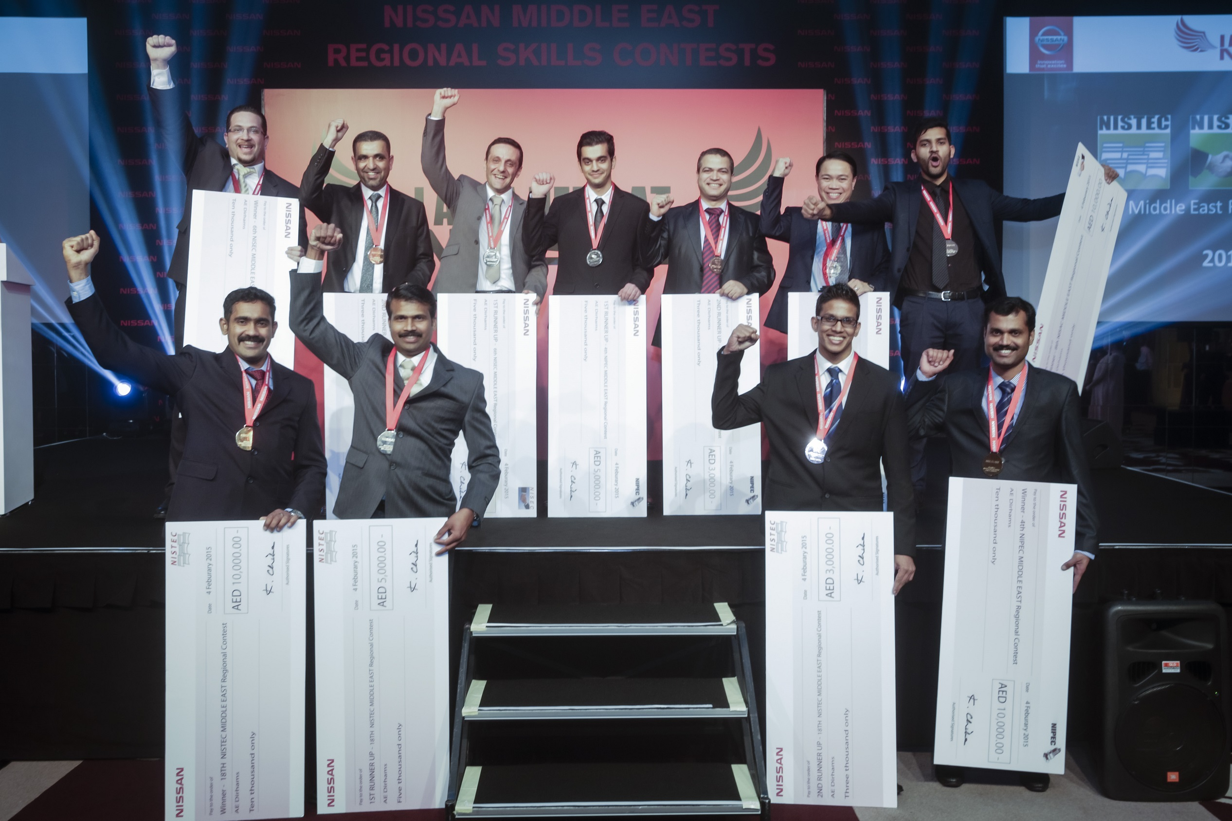 Rgional Skills Contest_Award Ceremony 2015