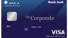 Corporate CM Visa Signature