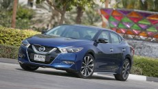 All-New Nissan Maxima 2016 Set To Reinvent Segment - Blue