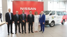 Carlos Ghosn visits RYMCO