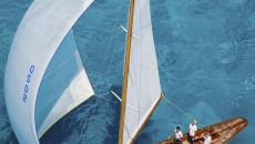 Panerai Classic Yacht Challenge 2015Copa del Rey Barcos Epoca 2015Ph: Guido Cantini /Panerai/Sea&See.com