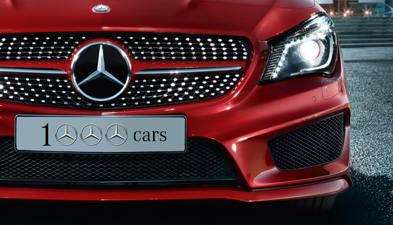 Mercedes-Benz hits record-breaking sales exceeding 1000 cars and is ranked #1 luxury car in Lebanon for the 5th year in a row