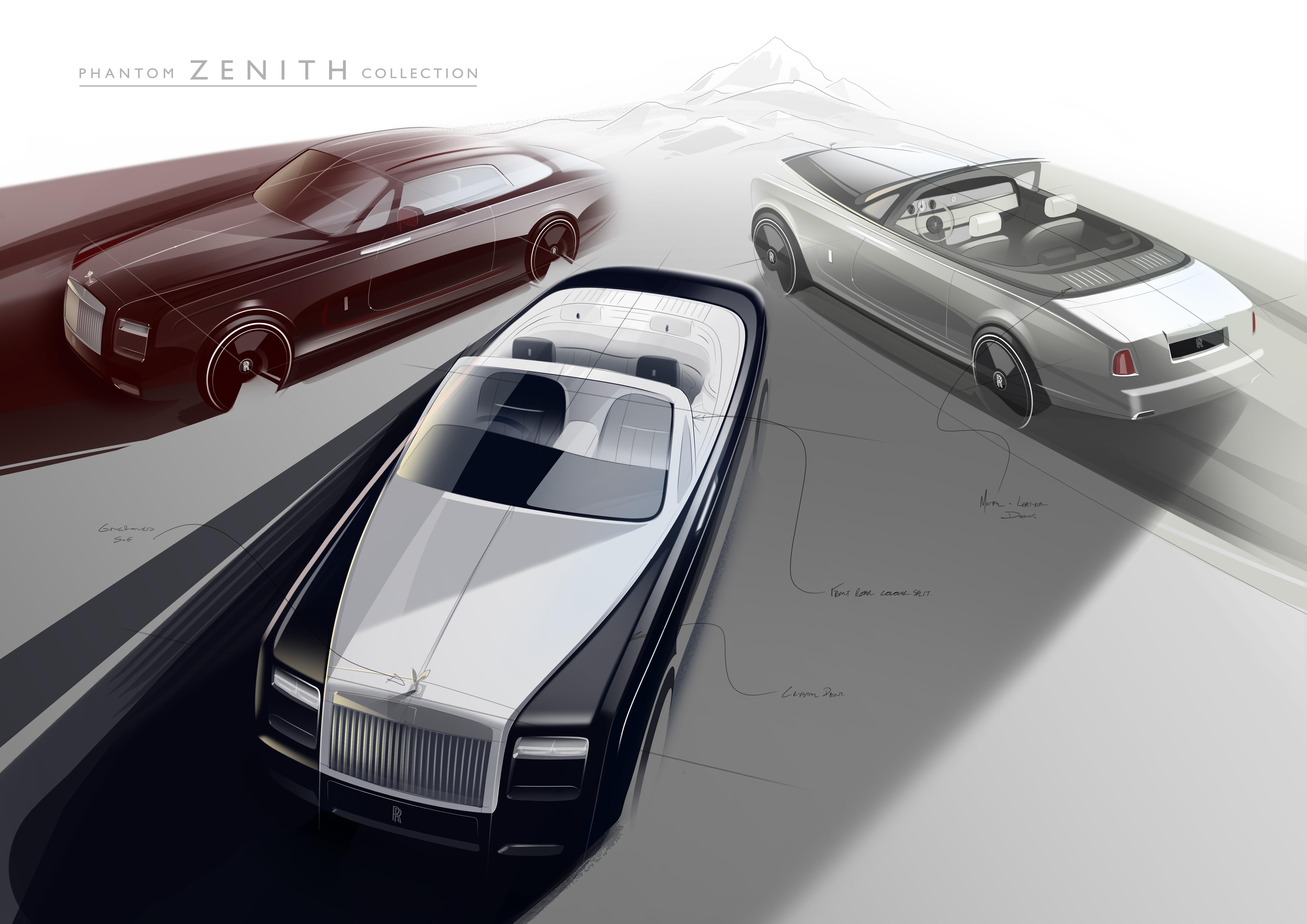 ROLLS ROYCE MOTOR CARS BRINGS SEVENTH GENERATION OF PHANTOM TO AN