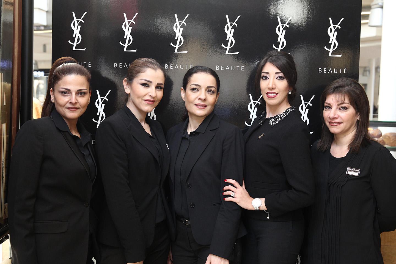 The Launch Of Yves Saint Laurent Beauty New Revolutionary