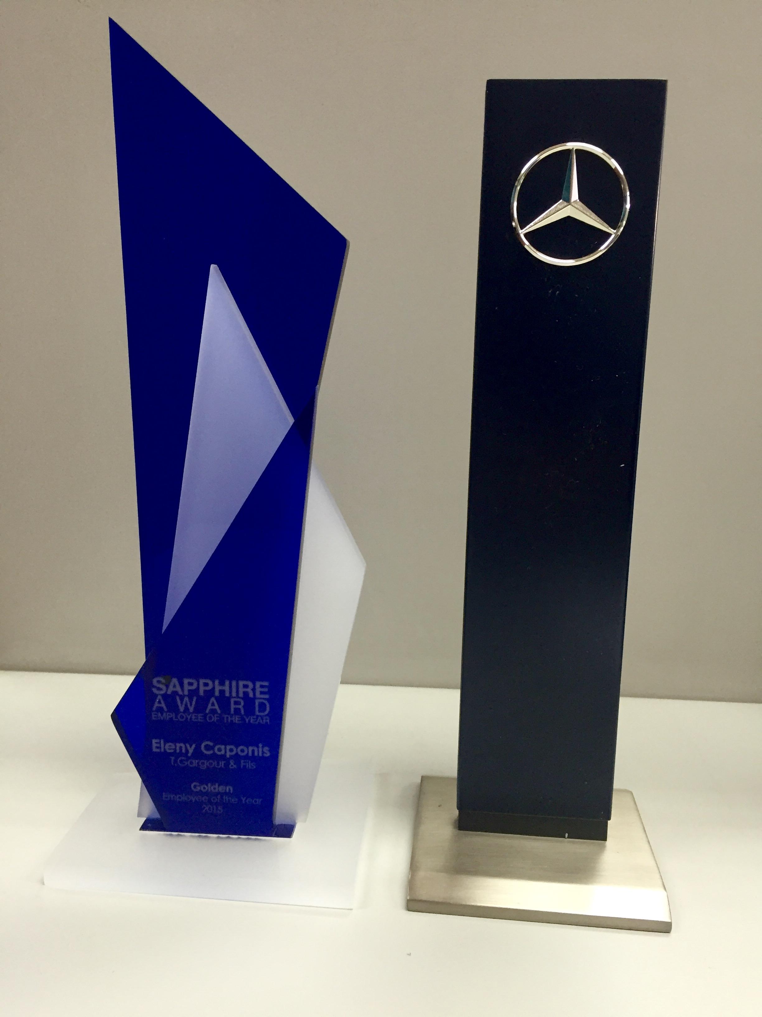 Final Saphire award