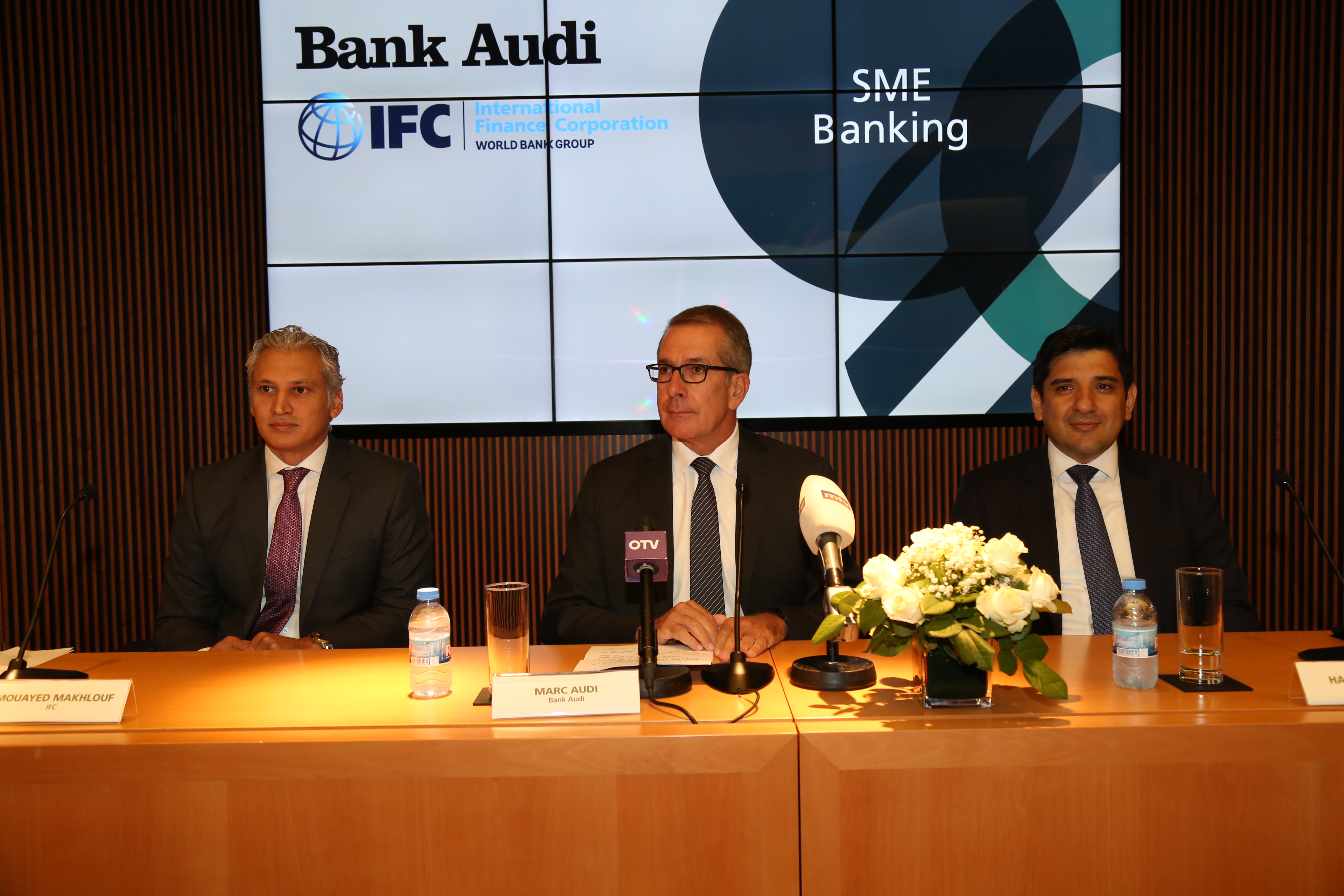 SME Banking launch