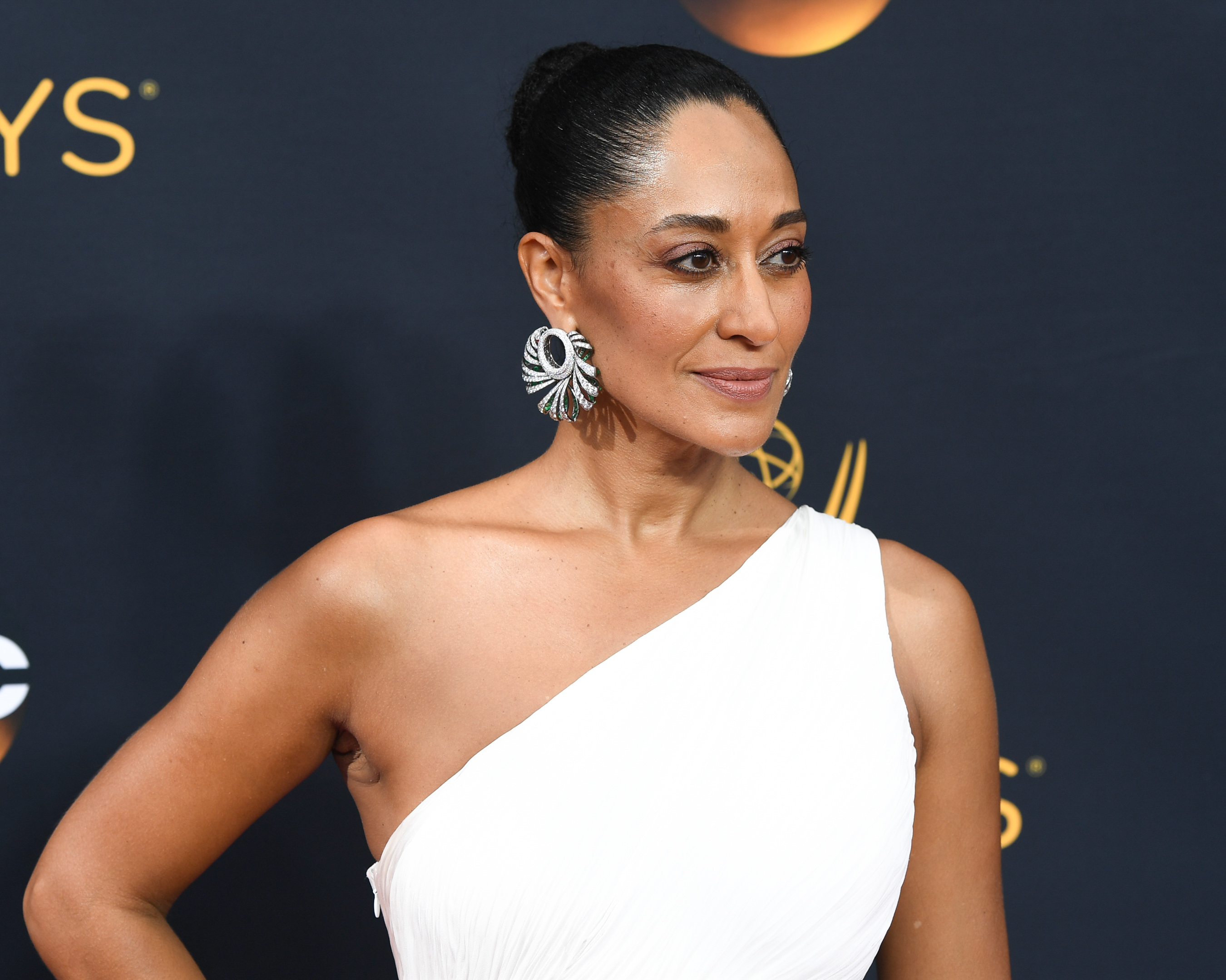 Tracee Ellis Ross, De Grisogono Jewelry