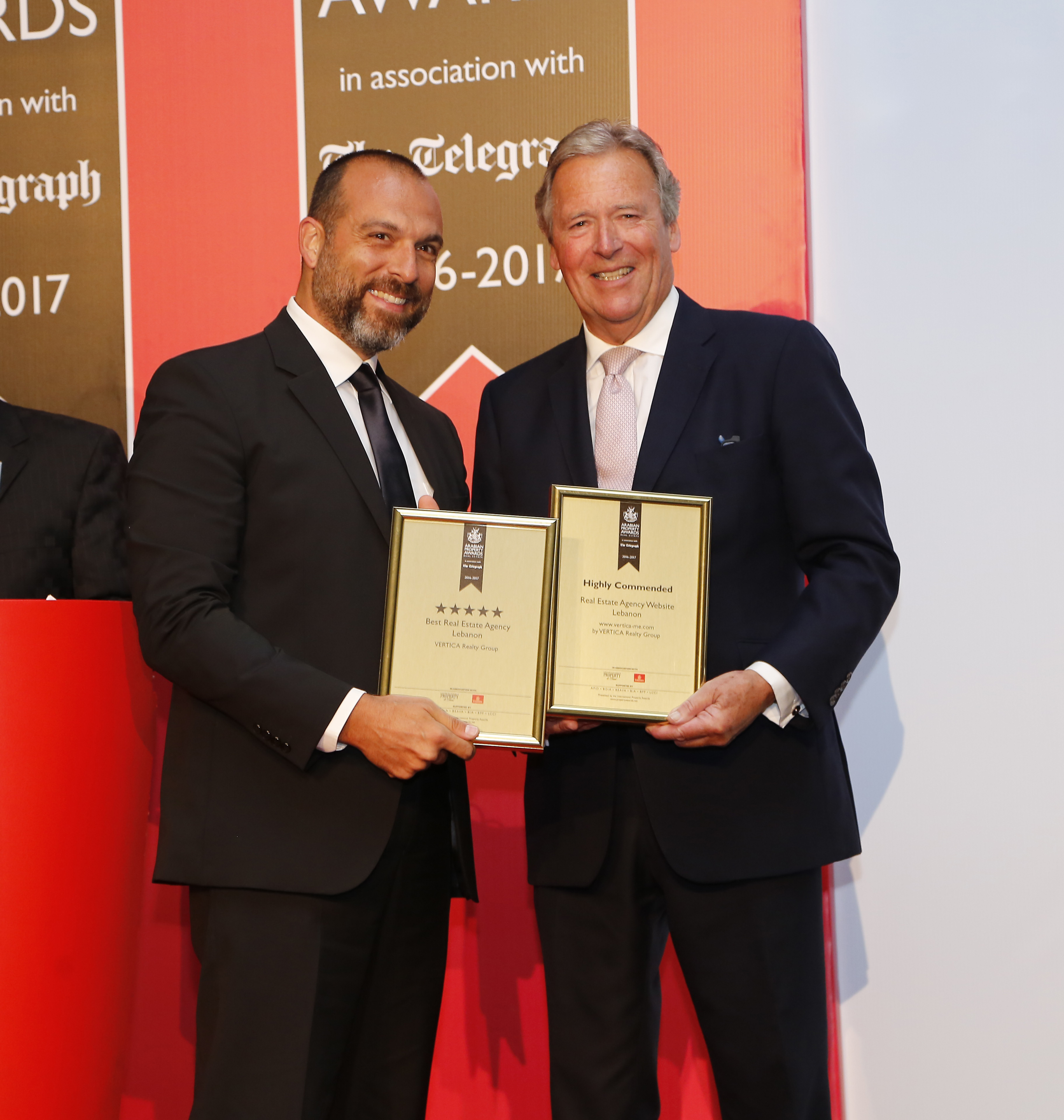 left-mr-mohamad-s-sinno-managing-director-of-vertica-realty-group-right-the-earl-of-liverpool-chairman-of-the-international-property-awards