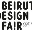 Logo BEIRUT DESIGN FAIR 2017
