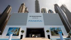Panerai Dubai International Boat Show