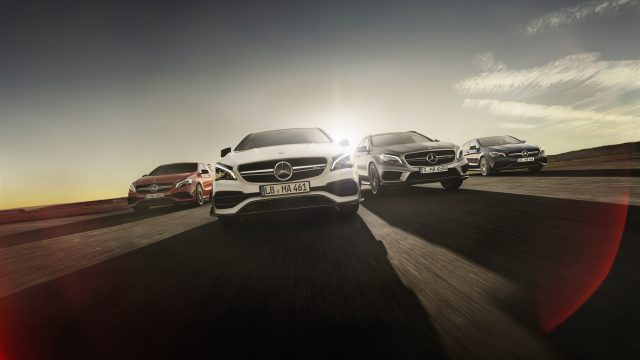 2016, Mercedes-AMG CLA 45 4MATIC Coupé, C117, CLA 45 4MATIC Shooting Brake , X117, Mercedes AMG A 45, W176, Mercedes-AMG GLA, X156