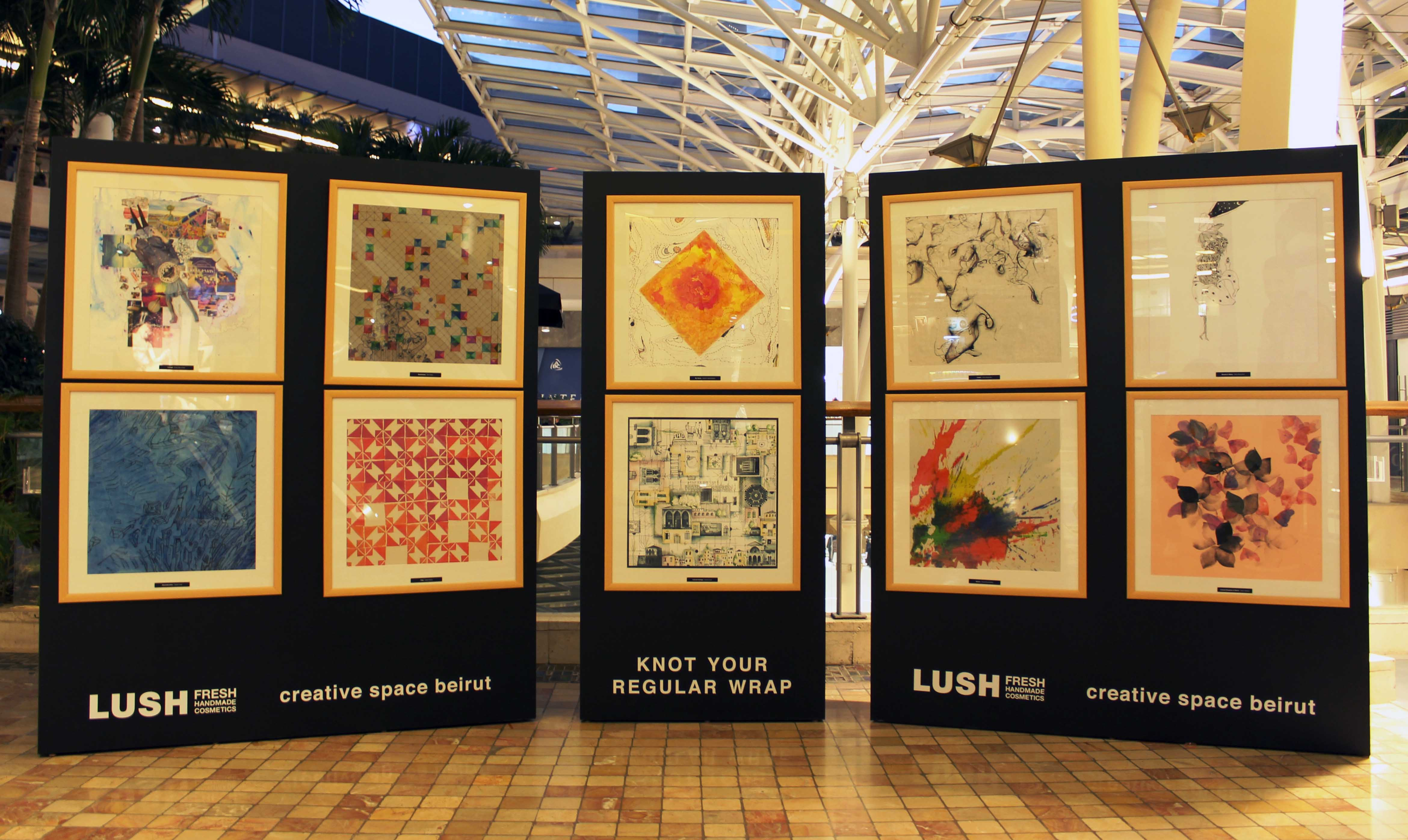 LUSH Lebanon Lays the Stage of Opportunity for Young