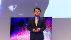 Mr. Choong Ro Lee, President of MENA, Samsung Electronics