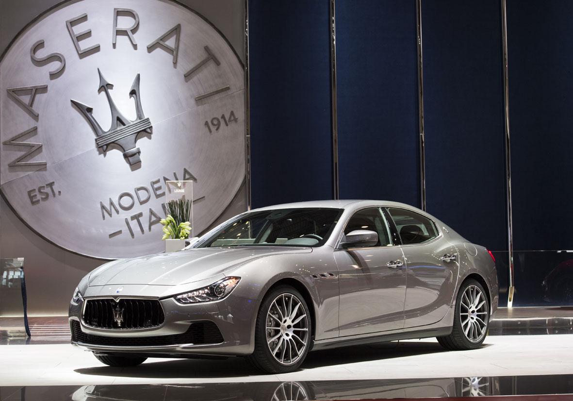 08 - Geneva Motor Show 2017 - Maserati Ghibli Diesel