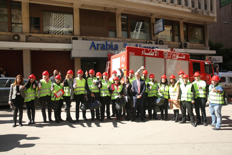 AIC Fire Drill