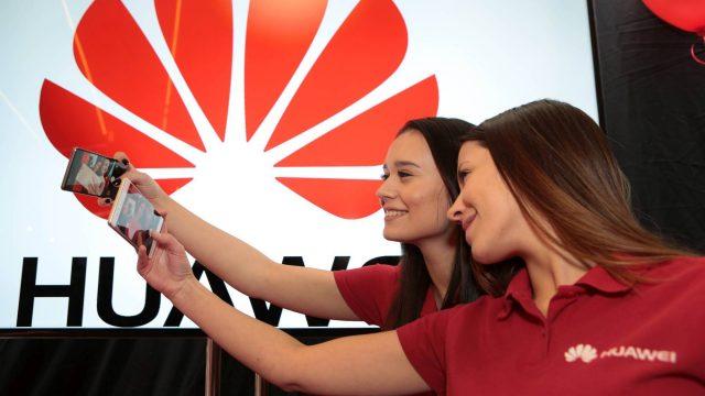 Huawei Ricostru Partnership