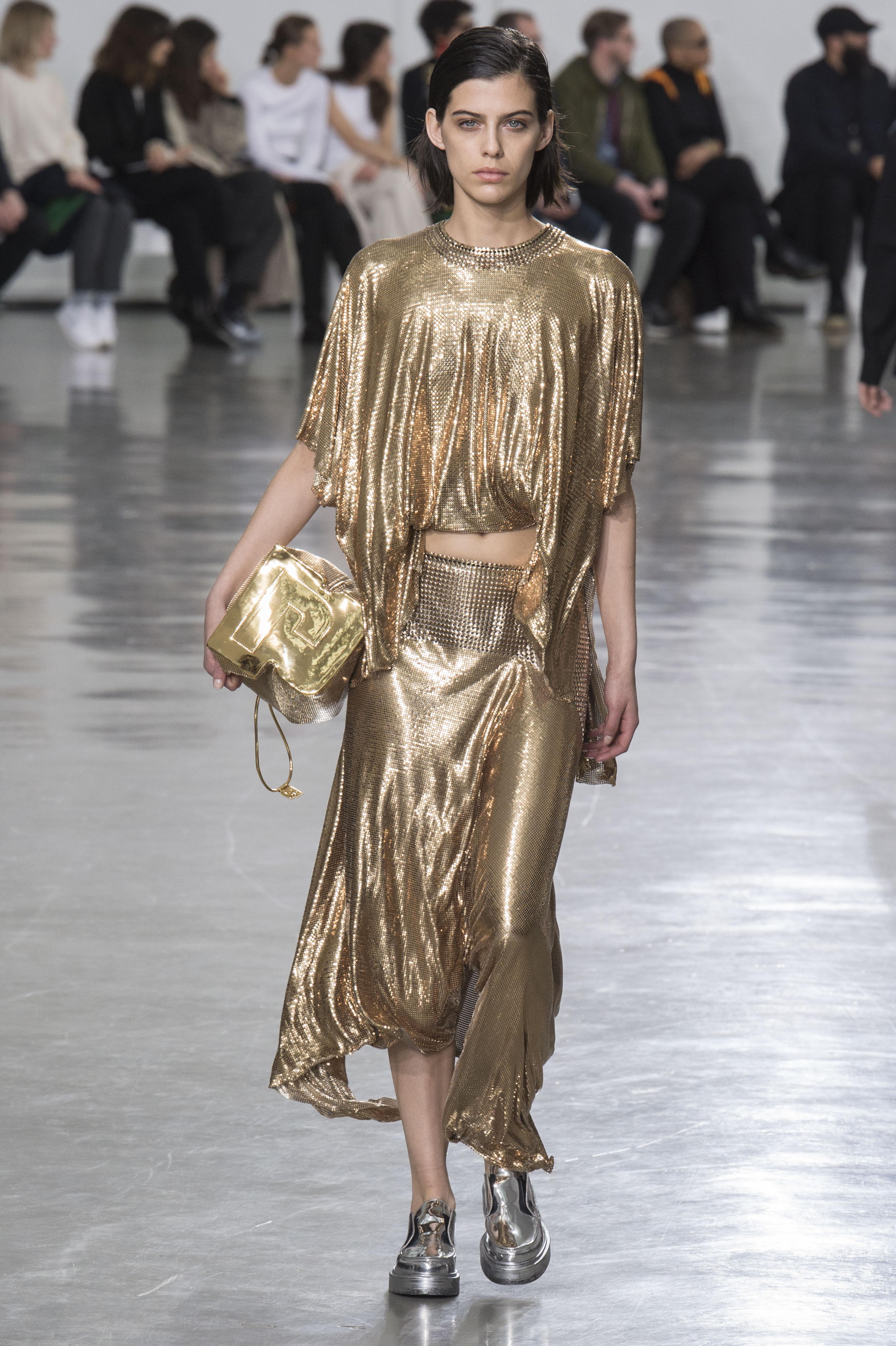 Paco Rabanne Womenswear, Paris winter 2017 2018