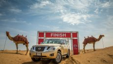 Nissan Introduces Desert Camel Power - the scientific measure of desert Performance (3)