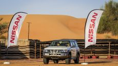 Nissan Middle East revives its iconic Patrol Super Safari to tame the deserts of the region (1)