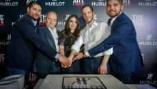 Hublot The Art of Fusion Beirut