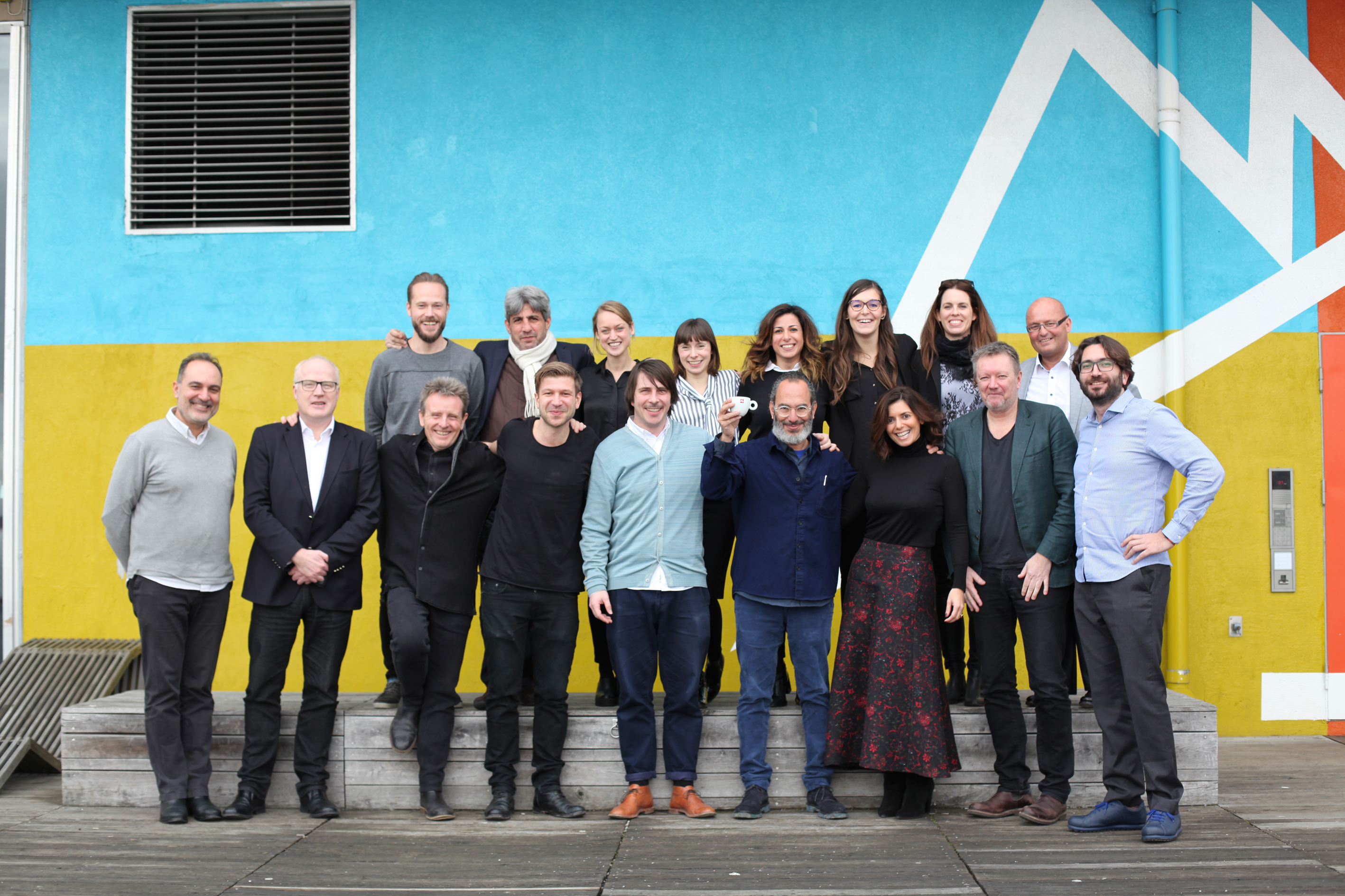 The complete team in Oslo copy