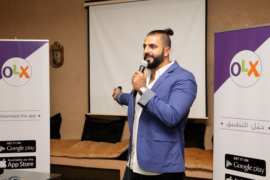 Abdallah Touqan, Director PR and Communications at OLX Arabia MENA