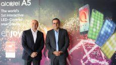 Alcatel A5 Launch 05