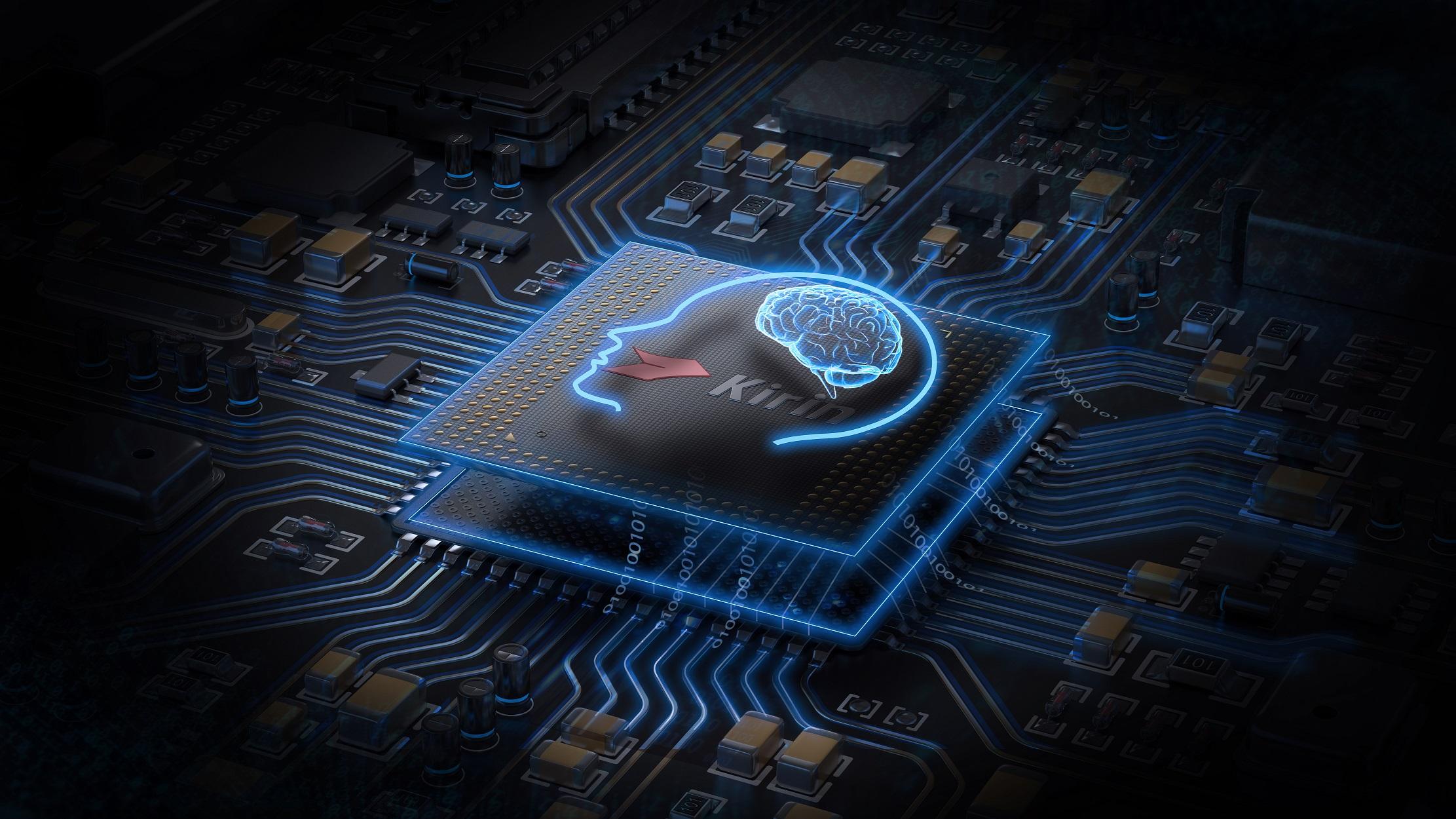 Huawei's first mobile AI computing platform00