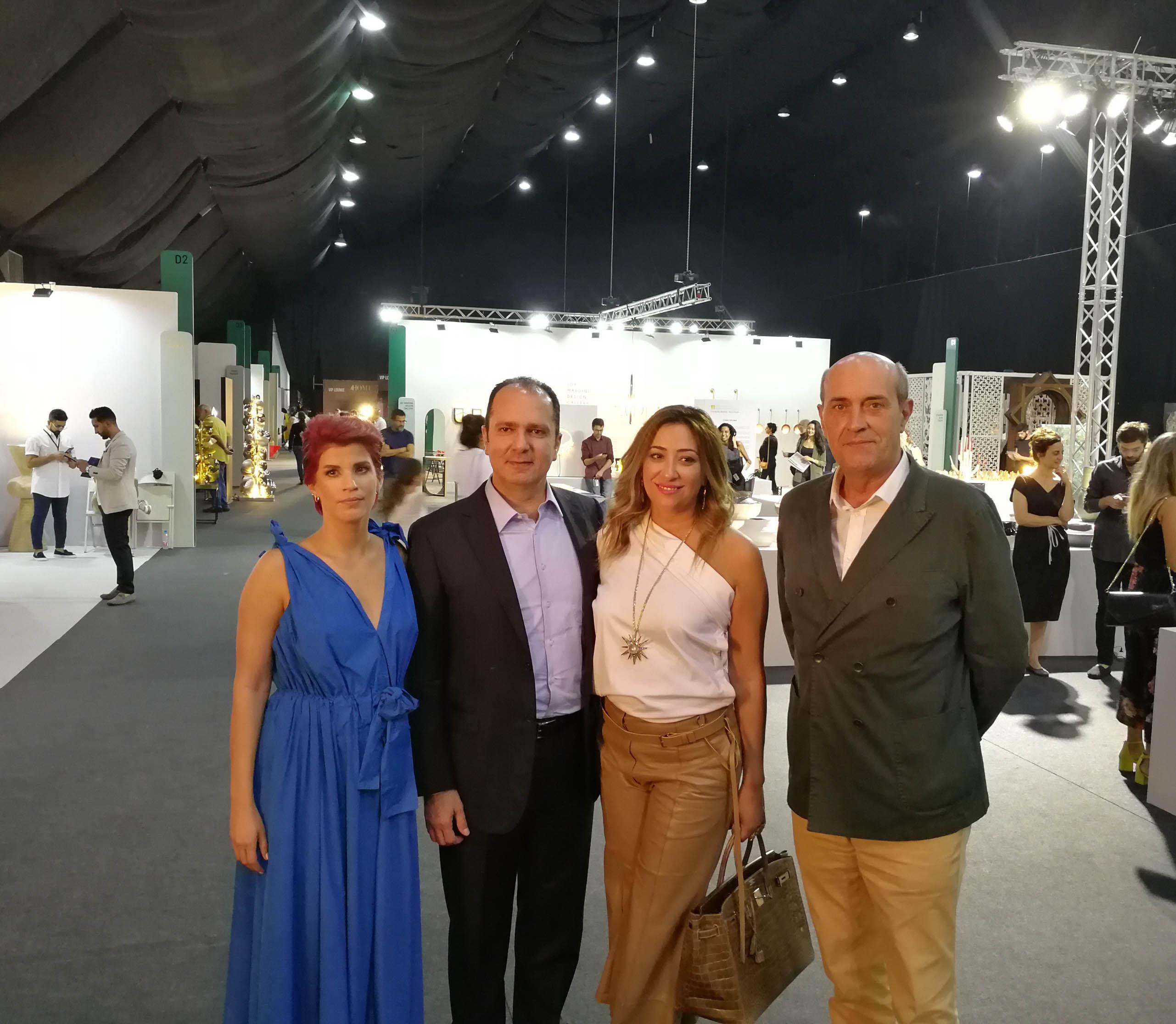 Photo - Inauguration Beirut Design Fair 2017