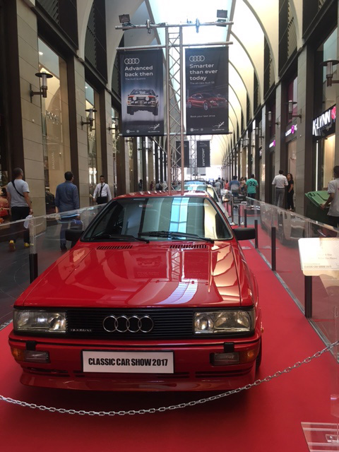 Audi At The Classic Car Show Executive Bulletin - Is there a car show near me today