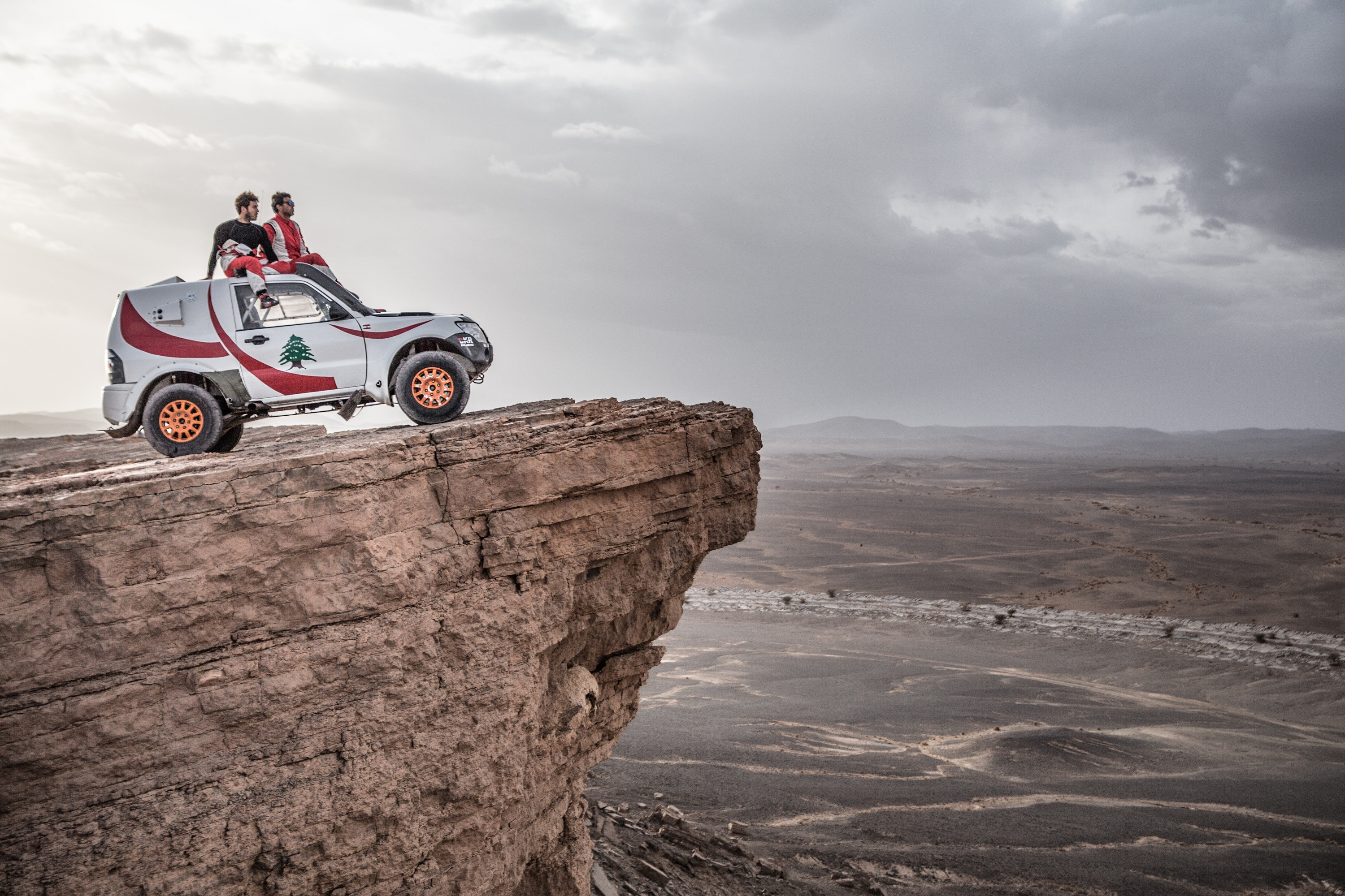 Rally Dakar Lebanon Team Launches #BeTheDrive Crowd-funding Campaign