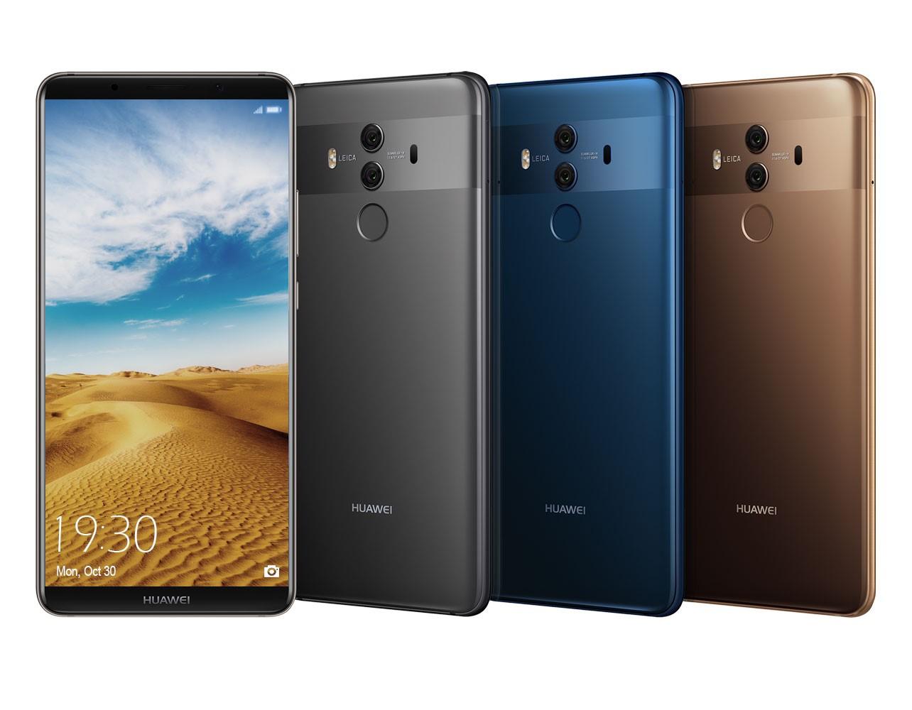 Huawei Mate 10 Pro pic