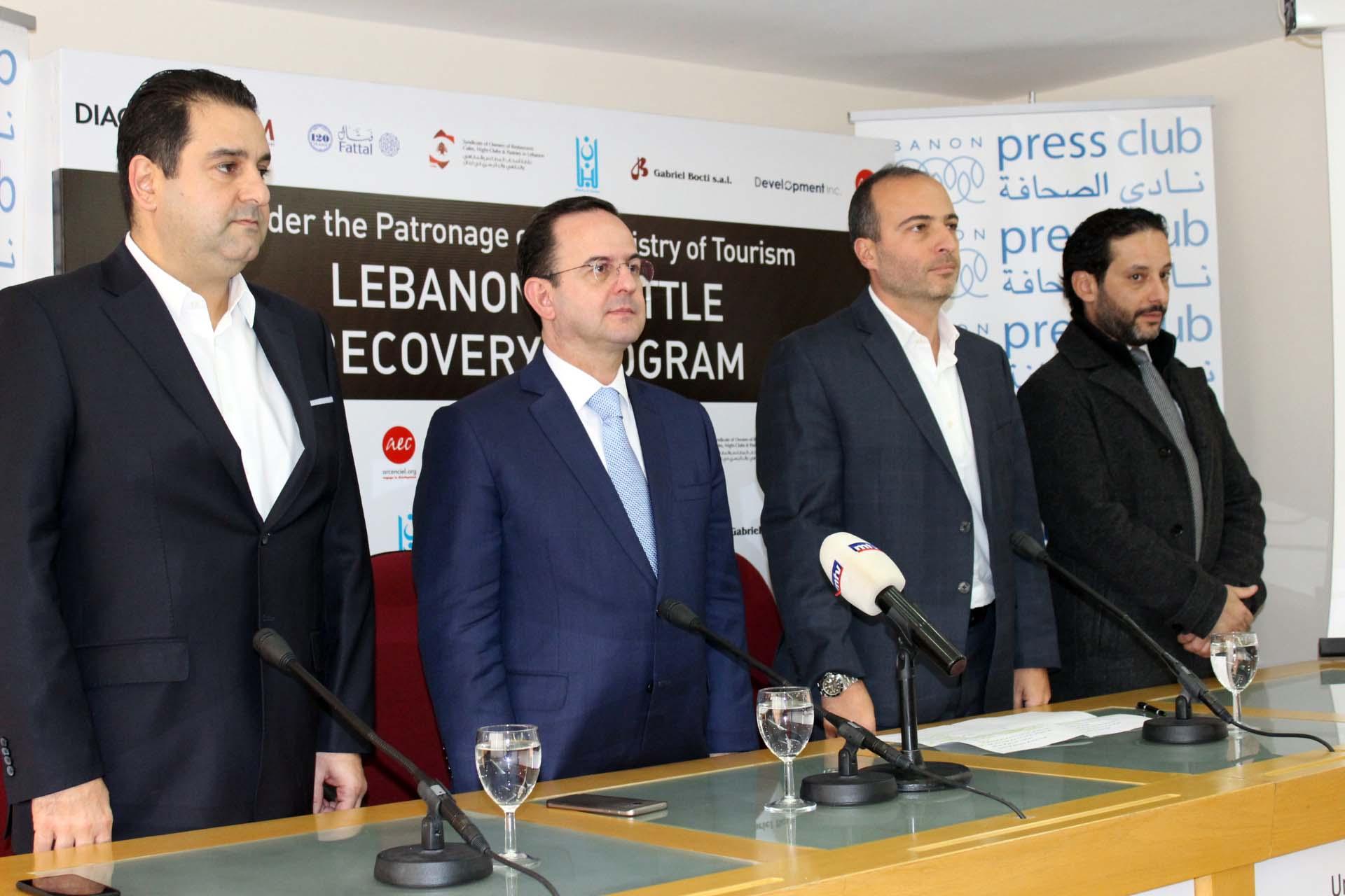 Lebanon Bottle Recovery Program, a breakthrough program beckoning an