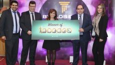 Mrs Samira Zina - 1 Million Miles - Byblos Bank
