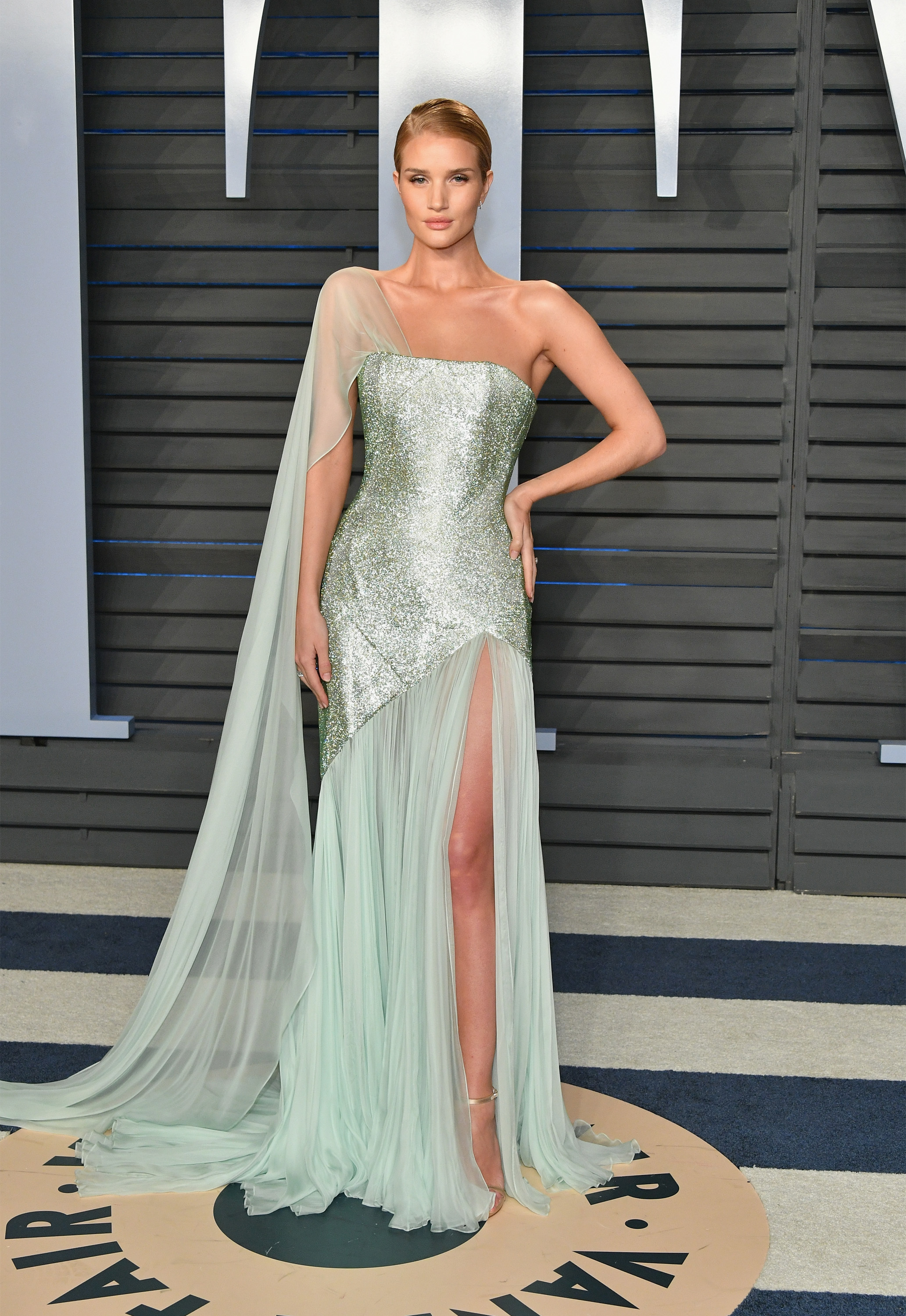 Ralph Amp Russo Rule The Red Carpet At The 2018 Vanity Fair
