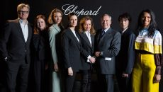 Chopard commits to 100% Ethical Gold- press conference