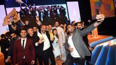 <> at Madinat Jumeirah on March 14, 2018 in Dubai, United Arab Emirates.