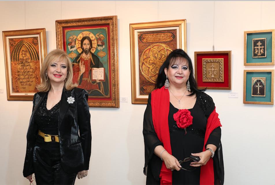 Lena et Hilda Kelekian