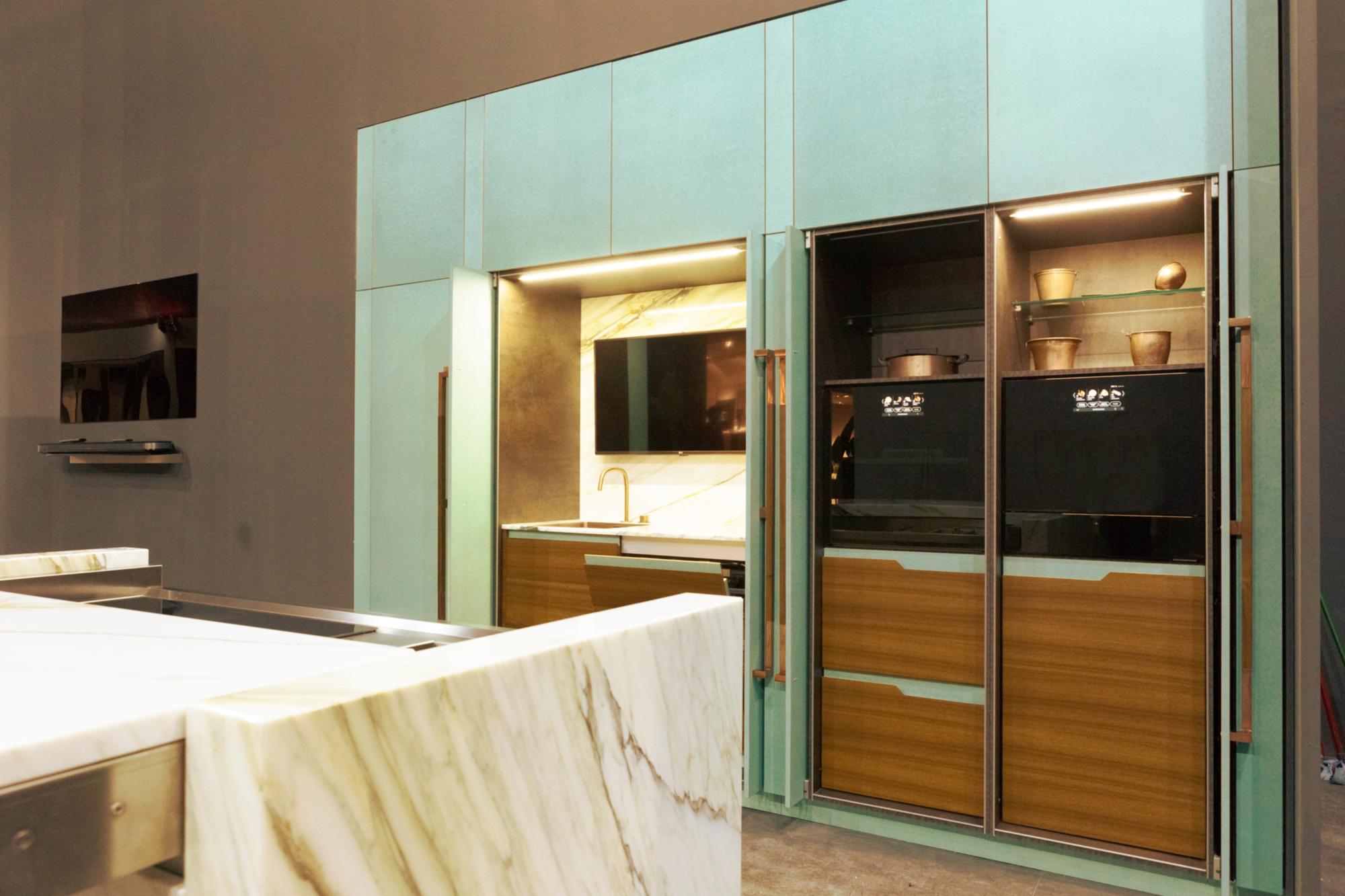 lg debuts signature kitchen suite in europe at milan design week
