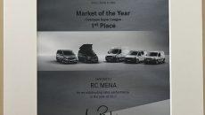 Sales Prize