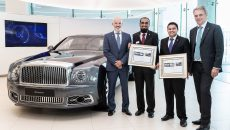 Bentley Silver Awards