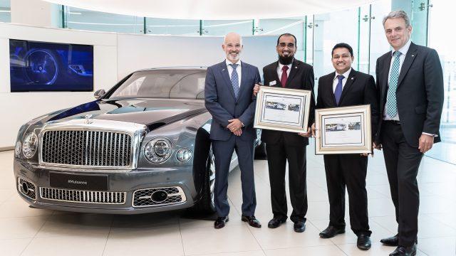 Bentley Silver Awards