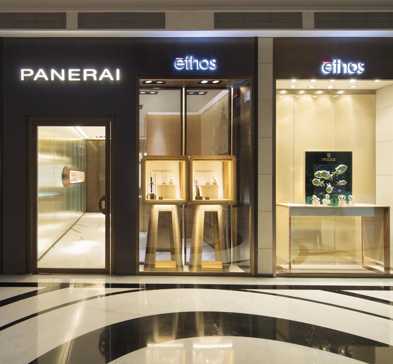 New Dehli external partner Ethos boutique opening May2018
