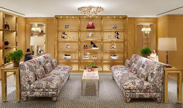 9ab58e8ced0 NEW YORK — Tory Burch announces the opening of a new boutique at the Riyadh  Park Mall in Riyadh on June 26th. It follows the recent opening of an ...