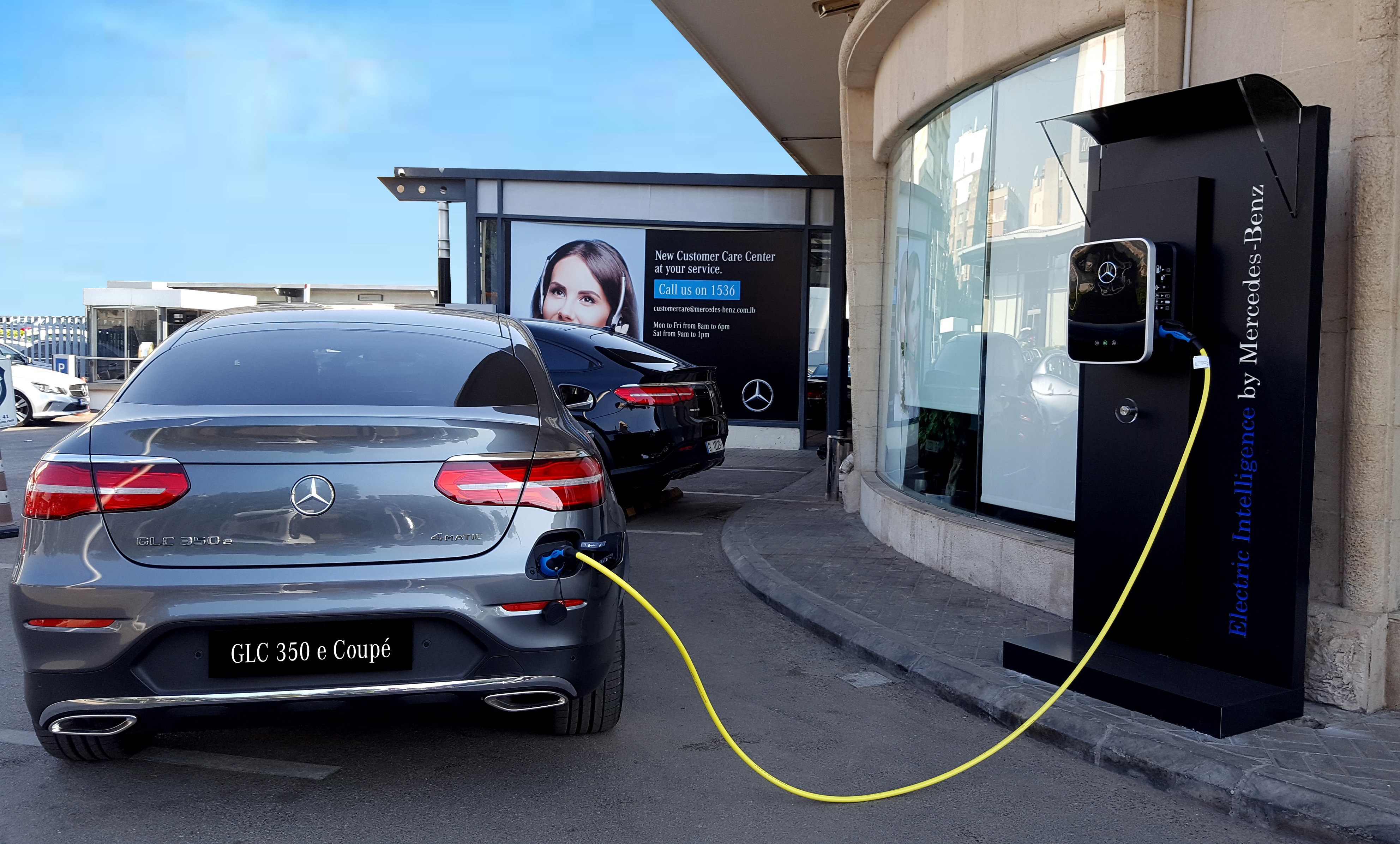 The Mercedes Benz Electric Vision Symbolize An Electric Future And Hold  Great Significance As They Mean U0027emotion And Intelligenceu0027 U2013 Two Pillars  That Bring ...