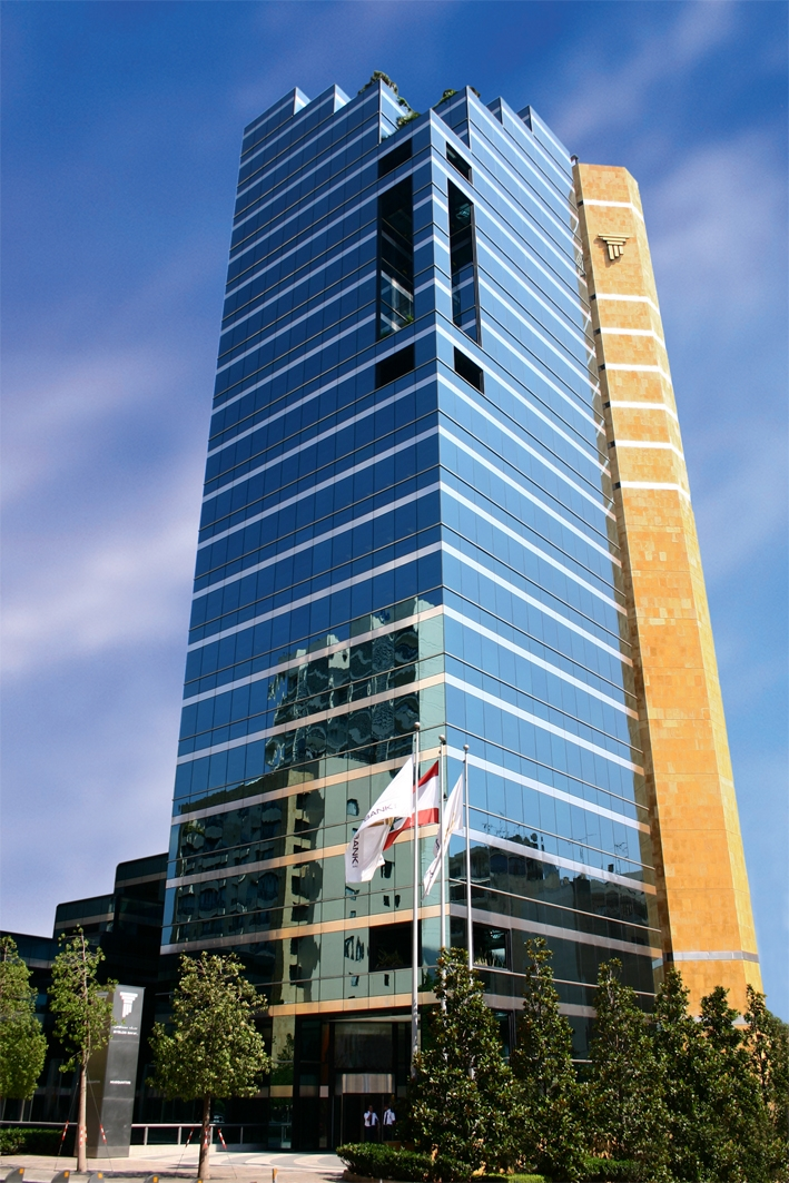 Headquarters Byblos Bank-Picture